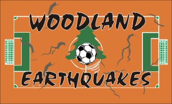Earthquakes Soccer Banner - Custom EarthquakesSoccer Banner