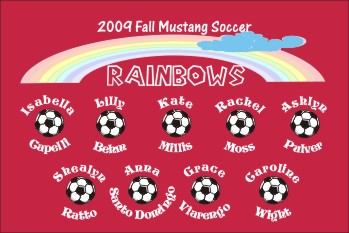 Miscellaneous Soccer Banner - Custom MiscellaneousSoccer Banner