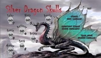Dragons Soccer Banner - Custom Dragons Soccer Banner