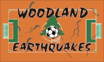 Earthquakes Soccer Banner - Custom EarthquakesSoccer Banner