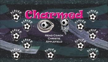 Lucky Soccer Banner - Custom LuckySoccer Banner