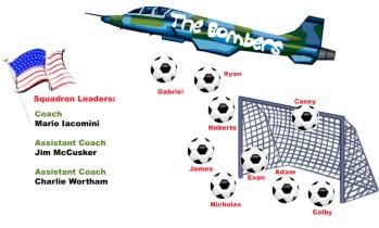 Mini Soccer Banner - Custom Mini Soccer Banner