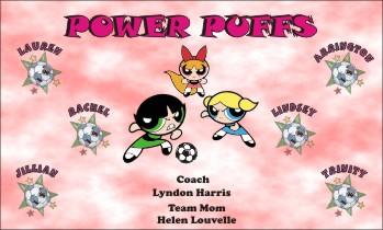 Mini Soccer Banner - Custom MiniSoccer Banner