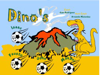 Raptors Soccer Banner - Custom Raptors Soccer Banner