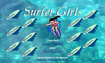 Surferr Soccer Banner - Custom SurferrSoccer Banner
