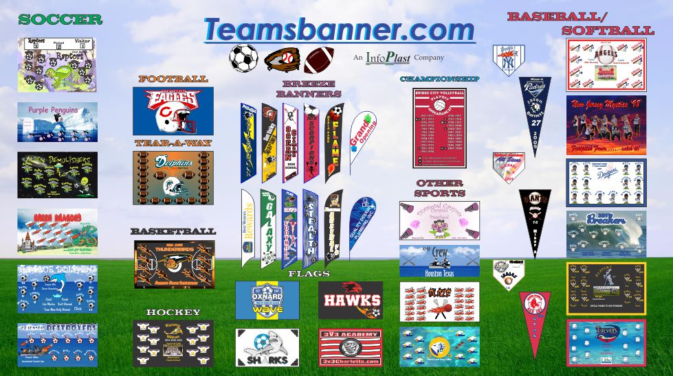 TeamsBanner All Banner Products