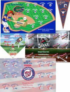Teamsbanner rapid Order baseball