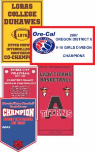 TeamBanner Custom Championship Banners
