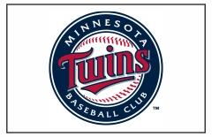 Minnesota Twins Custom Baseball Banner TeamsBanner
