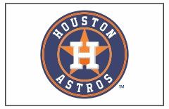 Houston Astros Custom Baseball Banner TeamsBanner