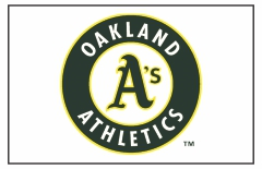 Oakland Athletics Custom Baseball Banner TeamsBanner
