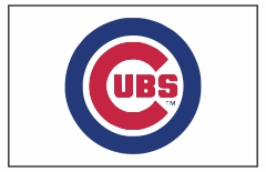Chicago Cubs Custom Baseball Banner TeamsBanner