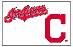 Cleveland Indians Custom Baseball Banner TeamsBanner