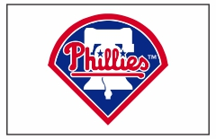 Philadelphia Phillies Custom Baseball Banner TeamsBanner
