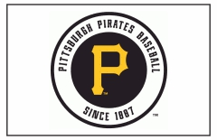 Pittsburgh Pirates Custom Baseball Banner TeamsBanner