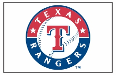 Texas Rangers Custom Baseball Banner TeamsBanner
