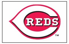 Cincinnati Reds Custom Baseball Banner TeamsBanner