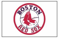 Boston Red Sox Custom Baseball Banner TeamsBanner