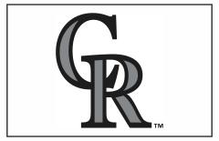 Colorado Rockies Custom Baseball Banner TeamsBanner