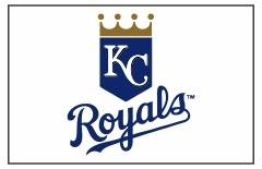 Kansas City Royals Custom Baseball Banner TeamsBanner