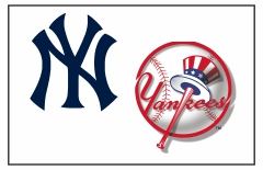 New York Yankees Custom Baseball Banner TeamsBanner